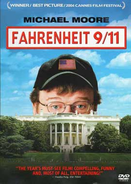 Fahrenheit 9/11 - 11 x 17 Movie Poster - Style C