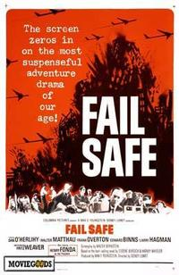 Fail-Safe - 43 x 62 Movie Poster - Bus Shelter Style A