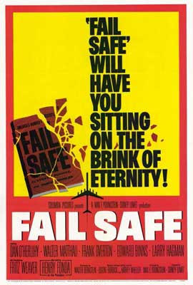 Fail-Safe - 27 x 40 Movie Poster - Style B