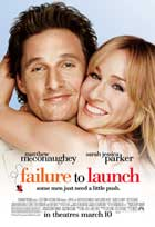 Failure to Launch - 27 x 40 Movie Poster - Style B