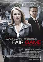 Fair Game - DS 1 Sheet Movie Poster - Style A