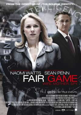 Fair Game - 43 x 62 Movie Poster - Bus Shelter Style A