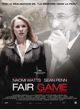 Fair Game - 11 x 17 Movie Poster - French Style A