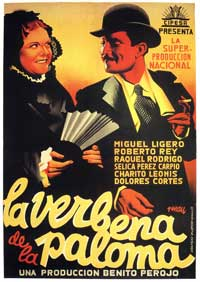 Fair of the Dove - 11 x 17 Movie Poster - Spanish Style A
