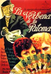 Fair of the Dove - 27 x 40 Movie Poster - Spanish Style B