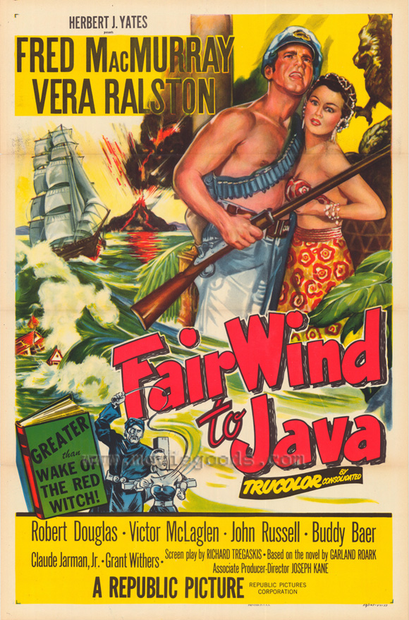 Fair Wind to Java movie