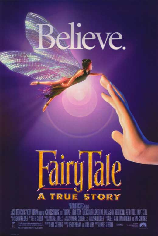 fairytale a true story movie posters from movie poster shop