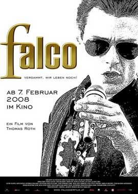 Falco: Damn It, We're Still Alive! - 11 x 17 Poster Australian Style B