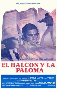Falco e la colomba, Il - 11 x 17 Movie Poster - Italian Style A