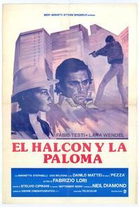 Falco e la colomba, Il - 27 x 40 Movie Poster - Italian Style A
