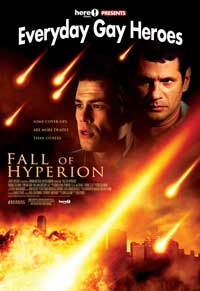 Fall of Hyperion - 11 x 17 Movie Poster - Style A