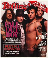 Fall Out Boy - Music Poster - 22 x 26 - Style A