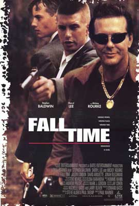 Fall Time - 11 x 17 Movie Poster - Style A