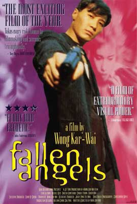 Fallen Angels - 11 x 17 Movie Poster - Style A