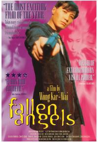 Fallen Angels - 43 x 62 Movie Poster - Bus Shelter Style A
