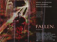 Fallen - 43 x 62 Movie Poster - Bus Shelter Style A