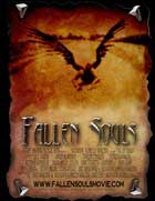 Fallen Souls - 43 x 62 Movie Poster - Bus Shelter Style A