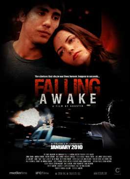 Falling Awake - 11 x 17 Movie Poster - Style B