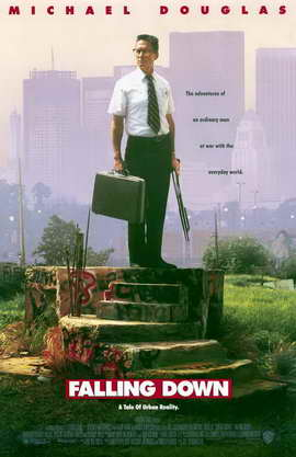 Falling Down - 11 x 17 Movie Poster - Style A