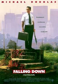 Falling Down - 43 x 62 Movie Poster - Bus Shelter Style A