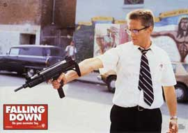 Falling Down - 11 x 14 Movie Poster - Style J