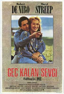 Falling in Love - 27 x 40 Movie Poster - Foreign - Style A