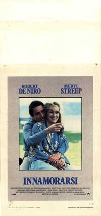 Falling in Love - 13 x 28 Movie Poster - Italian Style A