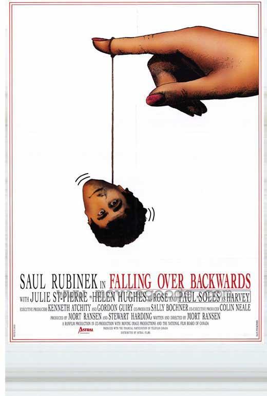 Falling Over Backwards movie