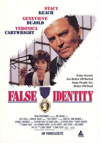 False Identity - 27 x 40 Movie Poster - Style A