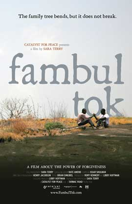 Fambul Tok - 11 x 17 Movie Poster - Style A
