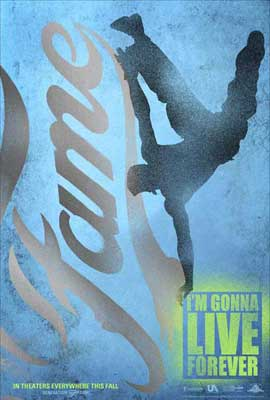 Fame - 27 x 40 Movie Poster - Style B