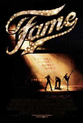 Fame - 27 x 40 Movie Poster - Style D