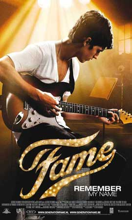 Fame - 27 x 40 Movie Poster - Style E