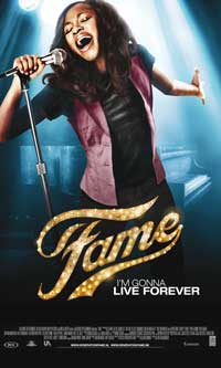 Fame - 27 x 40 Movie Poster - Style F