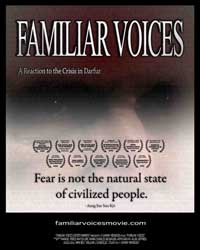 Familiar Voices - 27 x 40 Movie Poster - Style A