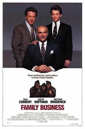 Family Business - 11 x 17 Movie Poster - Style A