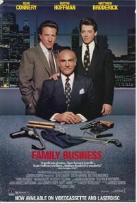 Family Business - 11 x 17 Movie Poster - Style B