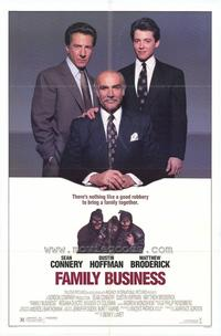 Family Business - 27 x 40 Movie Poster - Style A