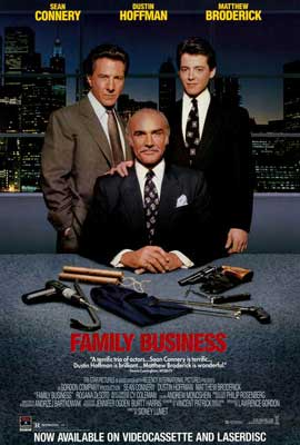 Family Business - 27 x 40 Movie Poster - Style B