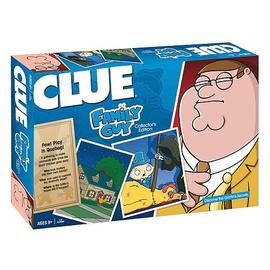 Family Guy - Collector's Edition Clue