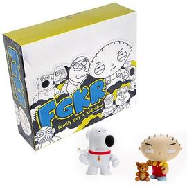 Family Guy - Vinyl Mini-Figure Display Box
