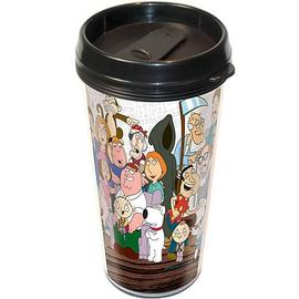 Family Guy - Cast Travel Mug