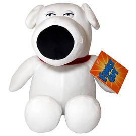 Family Guy - Brian 8-Inch Talking Plush