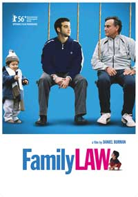 Family Law - 43 x 62 Movie Poster - Bus Shelter Style A