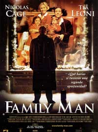 Family Man - 11 x 17 Movie Poster - Spanish Style B
