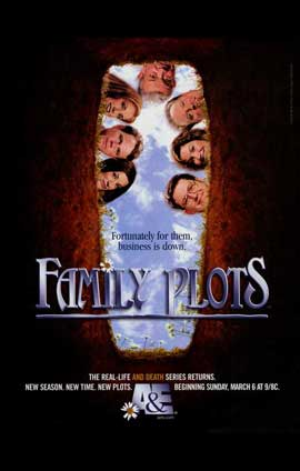 Family Plots - 11 x 17 TV Poster - Style A