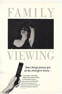 Family Viewing - 27 x 40 Movie Poster - Style A
