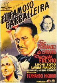 Famoso Carballeira, El - 11 x 17 Movie Poster - Spanish Style A