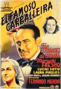 Famoso Carballeira, El - 27 x 40 Movie Poster - Spanish Style A