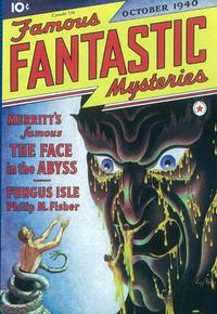 Famous Fantastic Mysteries (Pulp) - 11 x 17 Pulp Poster - Style A